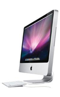 Apple iMac; Price: Rs1.15 lakh; www.apple.com
