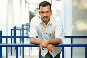 Rural warrior: Vinod Adhau, a village revenue officer in Maharashtra's Amravati district, ensured that the farmers got their rightful dues. Hemant Mishra / Mint