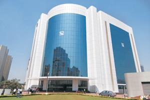 Fair play: Sebi's headquarters in Mumbai. The markets regulator has been trying to increase transparency in promoter transactions. Abhijit Bhatlekar / Mint