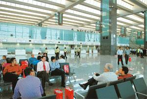 Costly affair: A file photo of the Bengaluru International Airport. Hemant Mishra / Mint