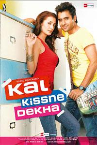 Kal Kissne Dekha starrer Vaishali Desai and Jackky Bhagnani made about Rs3 crore at the end of the first week in India.
