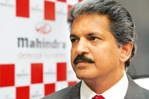 Fresh start: Mahindra Group managing director Anand Mahindra. Rajkumar / Mint