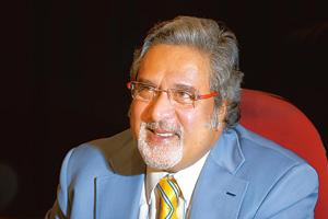 Stake sale: Vijay Mallya is open to placing the firm's treasury stock, not the promoter holding, with either Diageo or private equity firms or both. Hemant Mishra / Mint
