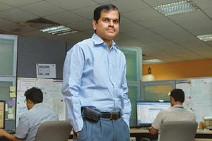 Tech solutions: HP Labs India research director Anjaneyulu Kuchibhotla says the new software consists of generation and verification modules, which can be easily integrated with any existing IT system