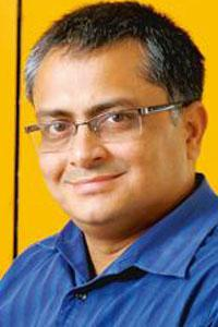 Answering queries: Ravi Narayan of MentorSquare Advisors Ltd. Hemant Mishra / Mint