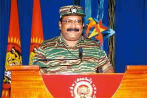 Post-conflict: An LTTE handout photo of Velupillai Prabhakaran. The Sri Lankan government has managed to decimate the LTTE but the greater challenge will be to watch and analyse the country now. AP