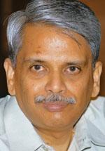 S Gopalakrishnan, chief executive officer, Infosys Technologies Ltd