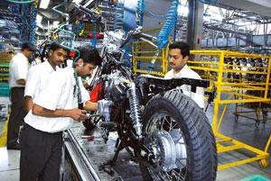 challenges faced by bajaj auto ltd Bajaj auto is one of the oldest manufacturers of two and three wheelers in india,  operating since the 1960's it started primarily as a scooter.