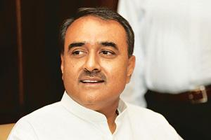 Headhunting: Praful Patel says he is going to bring people of high quality with a proven track record to Air India. Harikrishna Katragadda / Mint