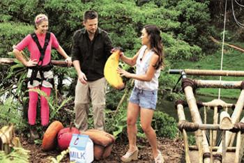 For real: I'm a Celebrity, Get Me Out of Here! is shot in Costa Rica.