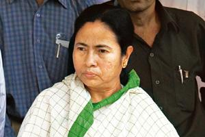 Drawing down: Mamata Banerjee. Rajkumar / Mint