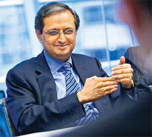 Under stress: Citigroup's CEO Vikram Pandit said in a 15 June speech in Detroit that the bank is looking for gains away from credit creation and the US consumer by harnessing globalization. Daniel Ack