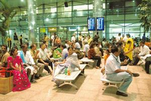 Unclear picture: One reason why the statistics might be at odds with passenger experience is the way the government defines 'on time'. Bharath Sai / Mint