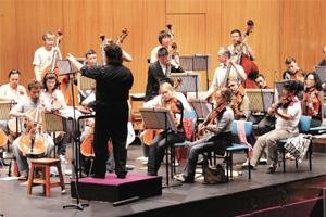 Hub of harmony: Symphony Orchestra of India performing at NCPA, Mumbai. Abhijit Bhatlekar / Mint