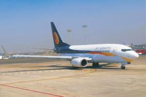 Fingers crossed: The airline is expected to report better results for the first quarter on account of higher fares and a cut in capacity. Hemant Mishra / Mint