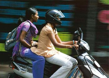 Generation Y: Chennai's women no longer wear Tamil culture on their sleeves. Laxman / Mint