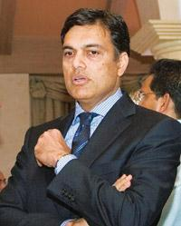 Planning big: JSW's Sajjan Jindal plans to stoke demand by setting up retail outlets to sell the the firm's products directly to the consumer. Ramesh Pathania / Mint