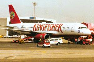 Difficult times: Kingfisher Airlines has trimmed its fleet of 89 aircraft by 20. Harikrishna Katragadda / Mint