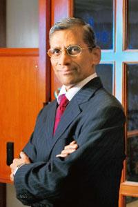 Raising money: L&T chief financial officer YM Deosthalee. Kedar Bhat / Mint
