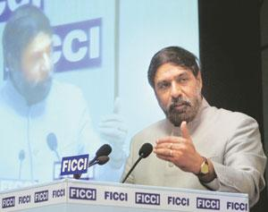 No new processes: Commerce and industry minister Anand Sharma. Subhav Shukla/PTI