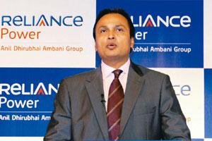 Clearing the air: Reliance Natural Resources Ltd's Anil Ambani. Mohan Bane / PTI