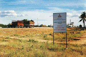 Stricter laws: Land earmarked for industrial park at Jadcherla in Andhra Pradesh. The ministry's proposal has evoked mixed reactions. Bharath Sai / Mint