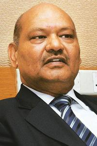Optimistic approach: Vedanta chairman Anil Agarwal. The firm hopes to buy the government's stake in its two group firms soon. Indranil Bhoumik / Mint