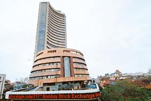 Joint operations: The Bombay Stock Exchange will pay around Rs25 crore for the stake in the country's newest stock exchange. Abhijit Bhatlekar / Mint