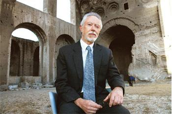 Guest of honour: Coetzee will be at the Ubud Festival in October. Tiziana Fabi / AFP