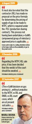 Deora's remarks also contradicted the current stand of the petroleum ministry. Sandeep Bhatnagar / Mint