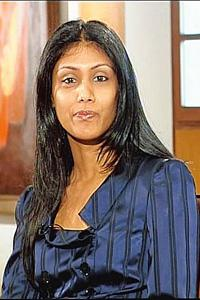 In the spotlight: HCL Corp. chief executive officer Roshni Nadar.