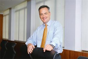 Going strong: JPMorgan's chief Asian and emerging equity strategist Adrian Mowat. Ashesh Shah / Mint