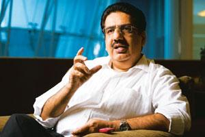 Growth momentum: Vineet Nayar, chief executive officer of HCL Technologies, says he is concerned about the business environment. Madhu Kapparath / Mint