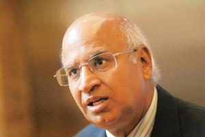 Chasing dreams: TCS' Ramadorai says the firm wants to be part of every mission-mode project that will come on the radar. Abhijit Bhatlekar / Mint