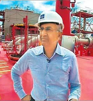 Gas saga: RIL's P.M.S. Prasad says that at a price of $4.2 mmBtu, the govt will make Rs80,000-85,000 crore over the life of the KG D6 field.
