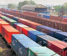 Strategy change: Indian Railways constitutes an indispensable part of the logistics infrastructure, transporting at least 40% of the country's land freight and 20% of domestic land passenger traffic.
