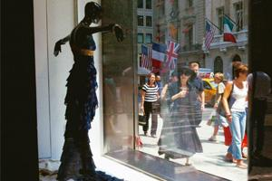 5th Avenue: No longer for hedge fund wives. Diane Bondareff / Bloomberg
