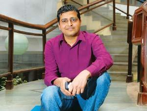 Growth area: Indus Khaitan, general partner at Morpheus Venture Partners. Hemant Mishra / Mint
