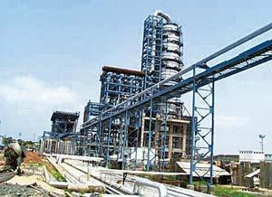 Improving quality: Indian Oil Corp.'s Haldia refinery. The firm's subsidiary, Chennai Petroleum, is looking to upgrade the quality of its petrol and high-speed diesel to meet Euro IV pollution norms.