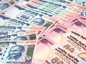 Headed higher: The rupee ended at 48.47/48 per $, its best since 24 Aug. Rajkumar / Mint