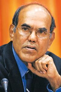 For stability: Reserve Bank of India governor D. Subbarao. Abhijit Bhatlekar / Mint.