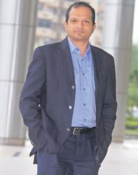 Standing apart: Ireo Management's Goyal says the firm has the DNA of both a fund and a developer, differentiating it from a typical PE player. Rajkumar / Mint