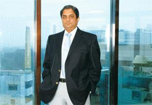 View from the top: HDFC Bank managing director and chief executive Aditya Puri. Ashesh Shah / Mint