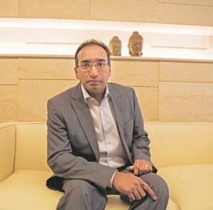 Useful money: NDTV Imagine chief executive Sameer Nair. NBC's proposed stake increase in NDTV Networks comes at a time when the Indian entertainment company has spent heavily on new launches. Madhu Ka