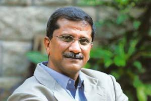 Complete control: IIM-B director Chandra says the faculty of the premier institutes will take classes even during the hunger strike. Hemant Mishra / Mint