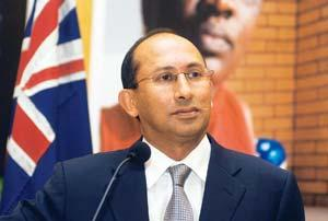 No damage control: Peter Varghese is the first person of Indian origin to be appointed Australian high commissioner to India. Ramesh Pathania / Mint