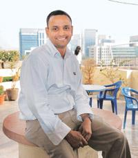 Thinking big:Champions League CEO Sundar Raman. Harikrishna Katragadda / Mint