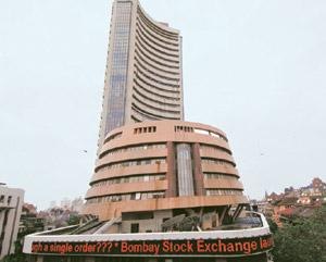 Outperforming: The Bombay Stock Exchange building in Mumbai. Abhijit Bhatlekar/Mint