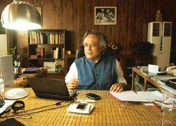 Taking a stand: Environment minister Jairam Ramesh says India should take a leadership position in climate change issues and not be defensive. Harikrishna Katragadda / Mint.