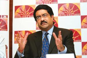 Clearing the air: Kumar Mangalam Birla says once investors fully absorb the implication of the deal, the reaction will be positive. Abhijit Bhatlekar / Mint